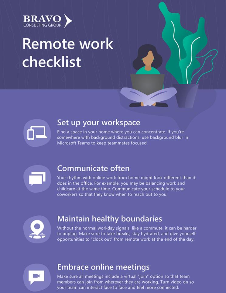 Remote Work Preparedness
