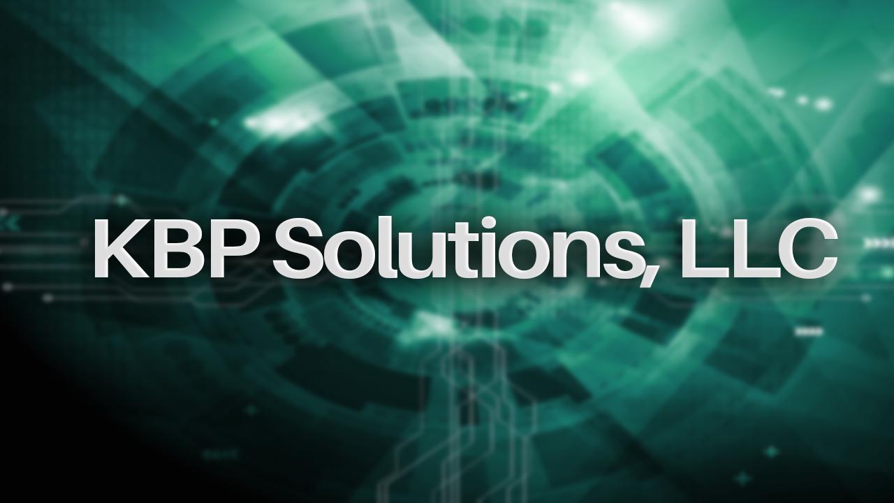 KBP Solutions