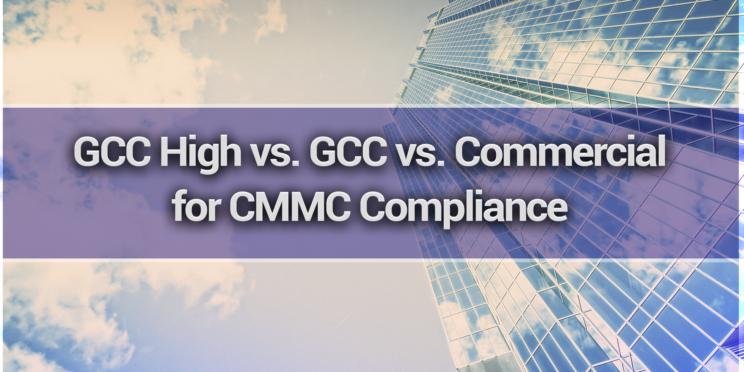 GCC High CMMC