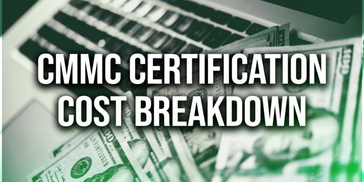 CMMC Certification Cost